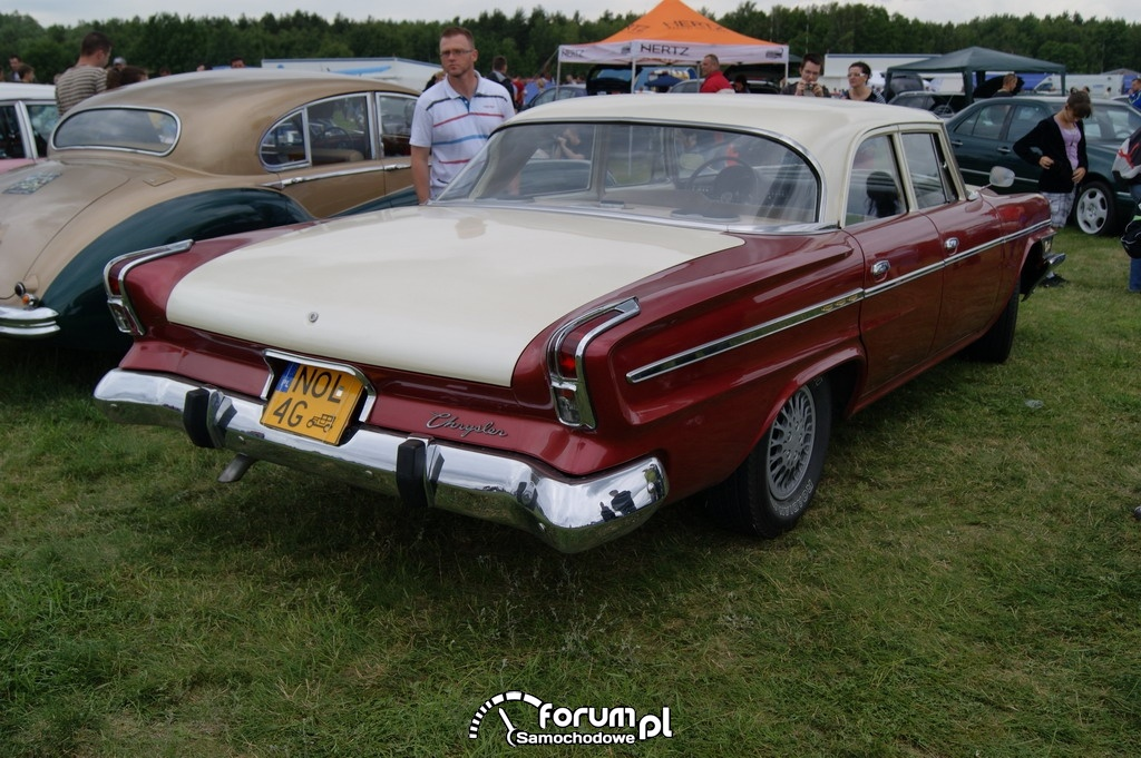 Chrysler, Oldtimer