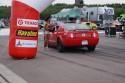 Ford Mustang GT, czas przejazdu 1-4 mili