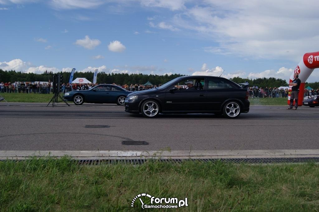 Nissan Silvia vs Opel Astra G OPC