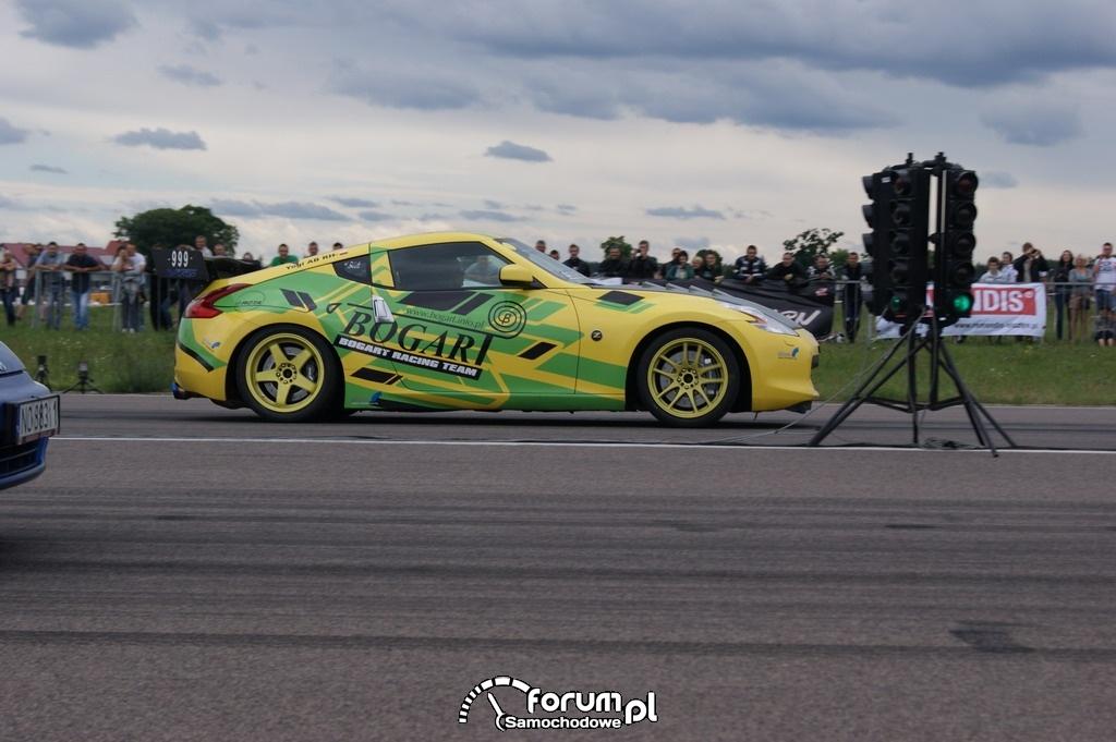 Nissan Z370, Bogart Racin Team, sprint