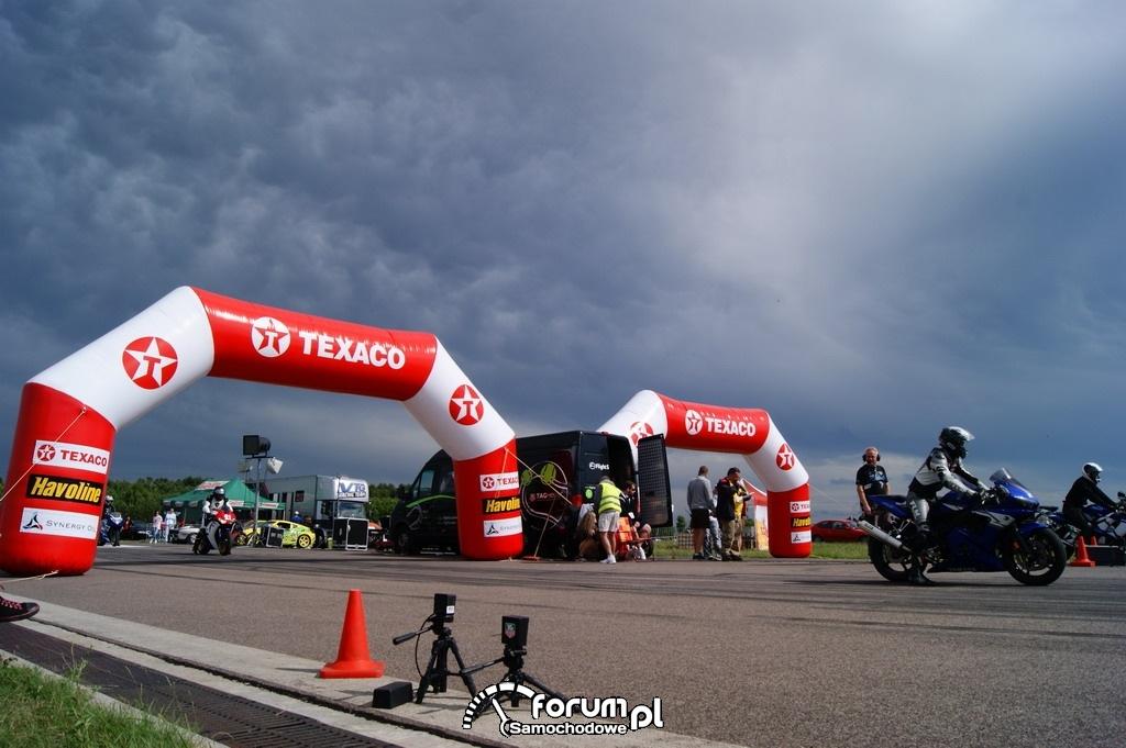 Wyœścigi 1-4 mili, lotnisko Dajtki, Olsztyn