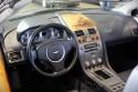 Aston Martin DB9 Volante, wnętrze