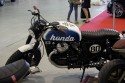 Honda Custom Garage, motocykl