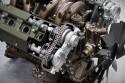 Rozrząd na łańcuchu w silniku V8