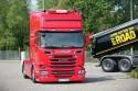 Scania R580 V8, ciągnik siodłowy