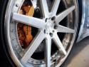 ADV.1 Wheels, alufelgi, zaciski brembo