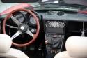 Alfa Romeo Spider Roadster, 1978 rok, wnętrze