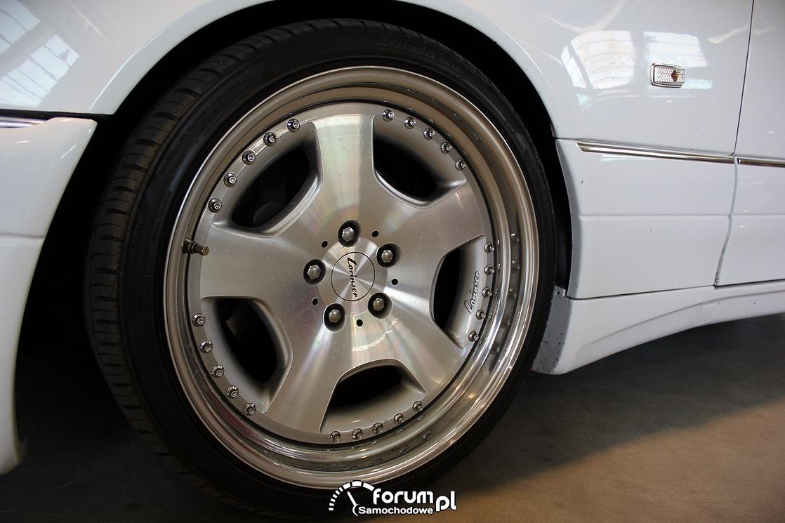 Alufelgi Lorinser, Mercedes