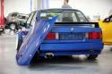 BMW E30, tył