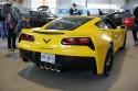 Chevrolet Corvette C7, tył