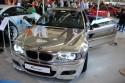 Chromowany samochód, BMW