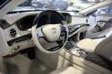 Deska i jasne wnętrze, Maybach S600 V12
