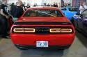 Dodge Challenger SRT, tył