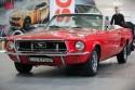 Ford Mustang 1966 rok, cabrio
