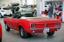 Ford Mustang 1966 rok, cabrio, tył