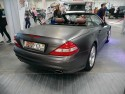 Mercedes SL600, grafitowy mat