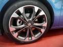 Opel Cascada, alufelgi, małe tarcze
