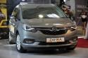 Opel Zafira, 2017, przód