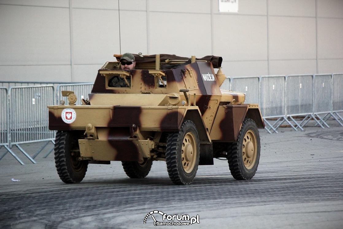 Pojazd militarny - nadzieja