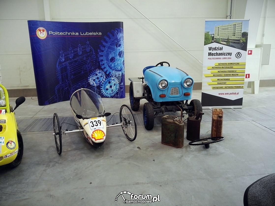 Pojazdy Politechniki Lubelskiej