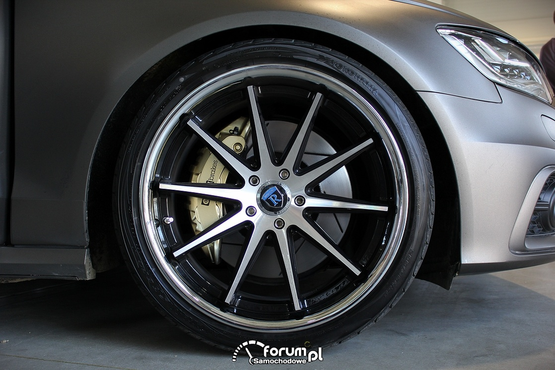 Rohana luxury alloy wheels, alufelgi