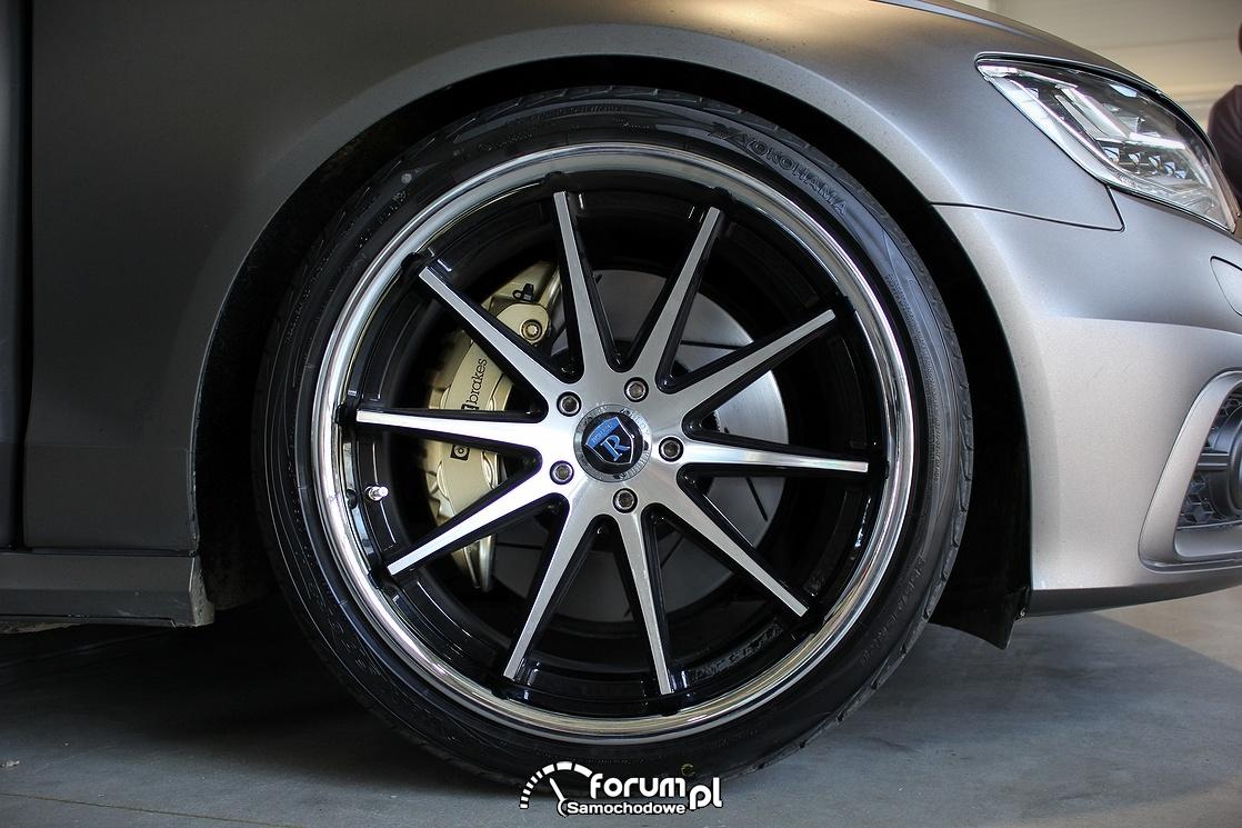 Rohana luxury alloy wheels, alufelgi