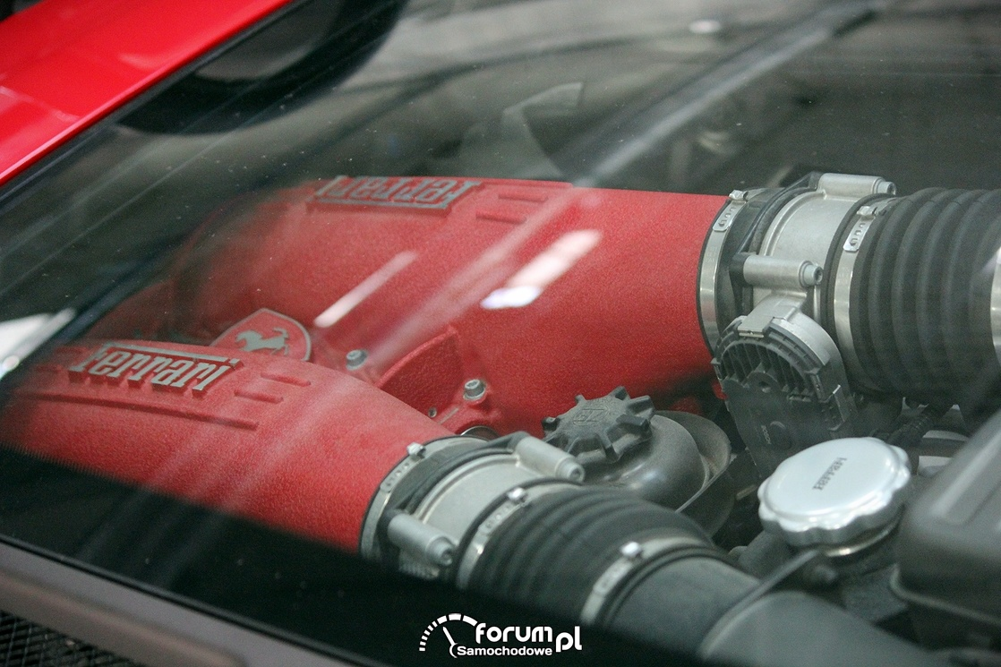 Silnik Ferrari F430 Cabrio