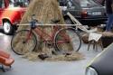 Snop siana i rower, kosa