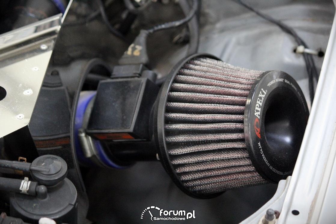 Stożkowy filtr powietrza