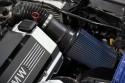 Stożkowy filtr powietrza, silnik BMW