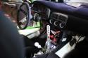 Subaru Impreza, wnętrze rajdówki