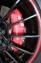 Zaciski hamulcowe czerwone, Porsche