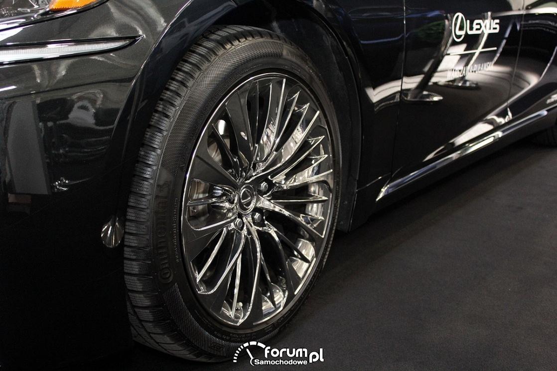 Alufelgi Lexus LS500h