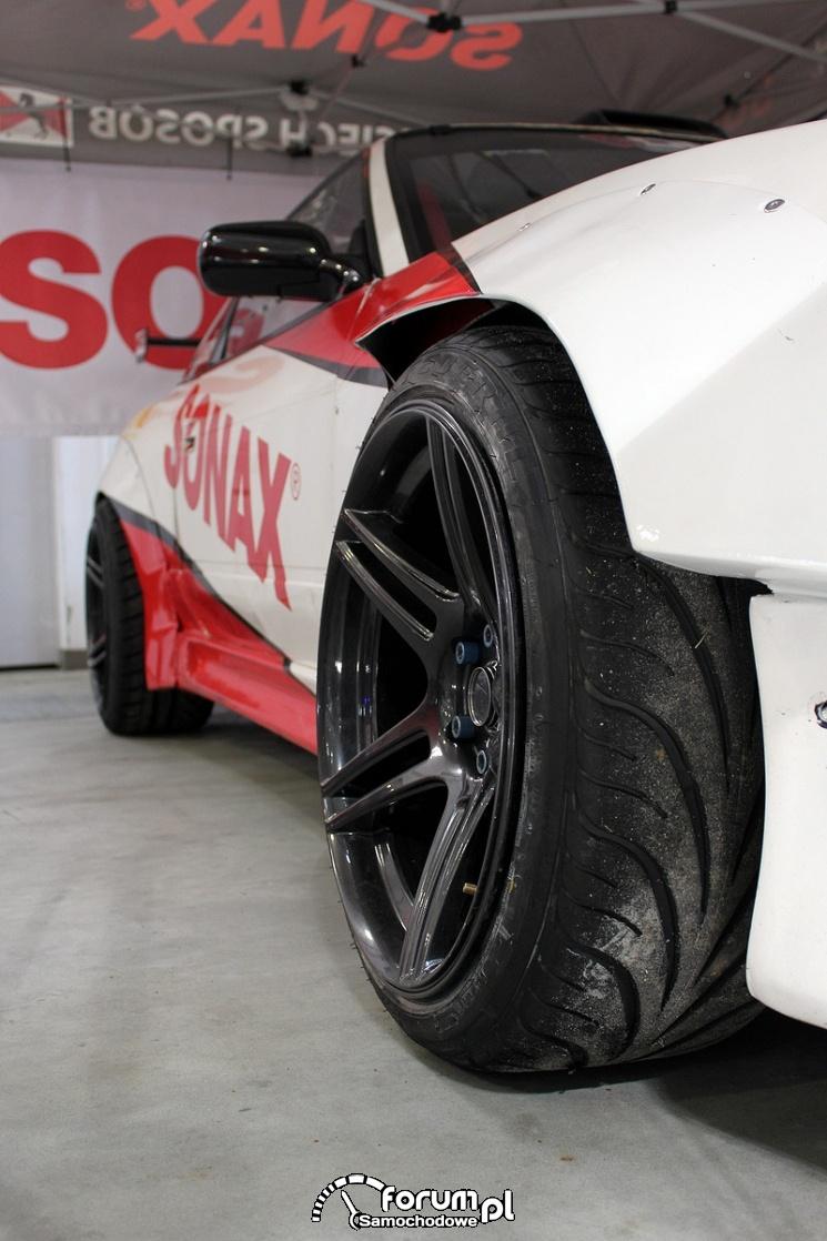 Alufelgi, Nissan 200SX S13