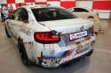 BMW M2, tył