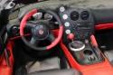 Dodge Viper, wnętrze, zegry, Mamba Edition