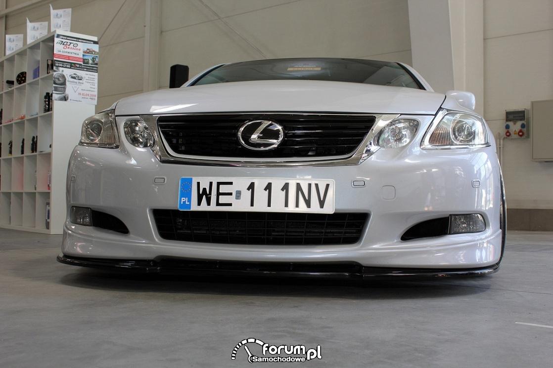 Lexus GS 300, przód