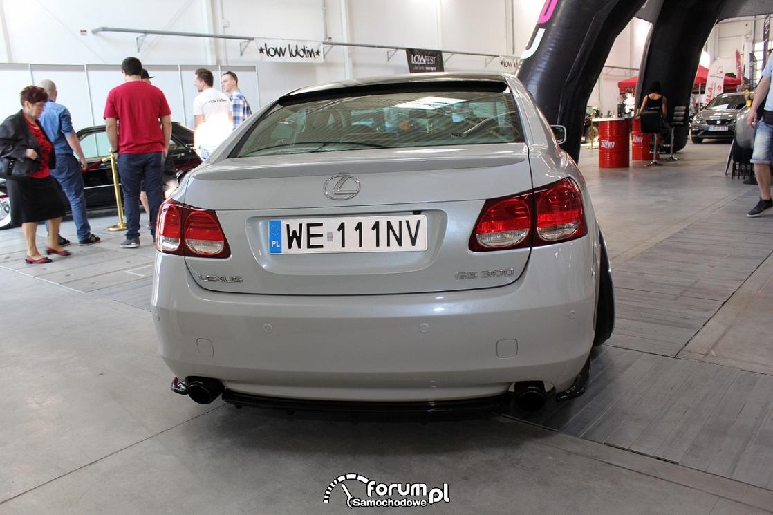 Lexus GS 300, tył