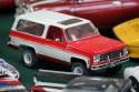 Miniaturowe modele samochodów, Chevrolet Blazer