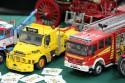 Miniaturowe modele samochodów, straż i pomoc drogowa