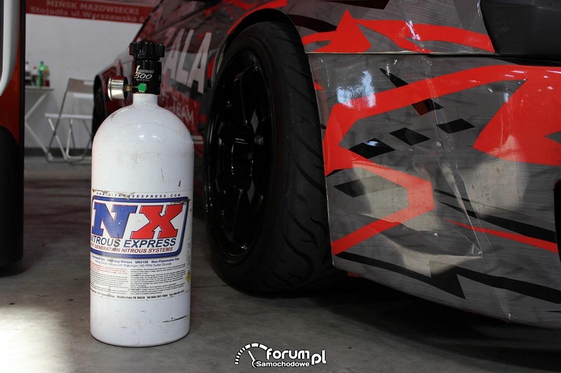 Nitro NX, nitrous Express