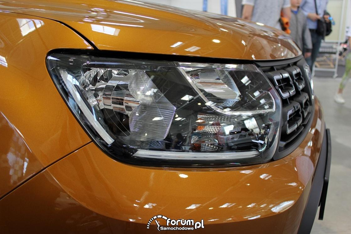 Przednia lampa, Dacia Duster II
