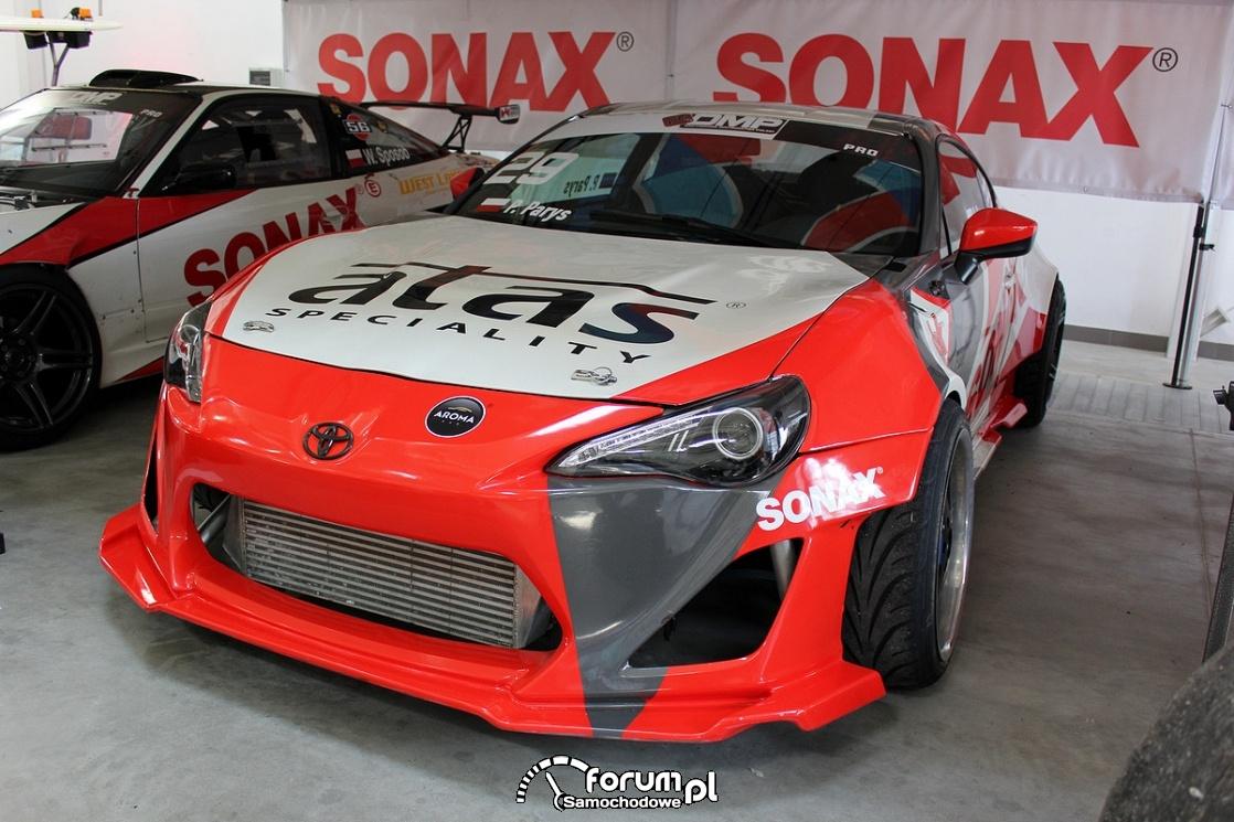 Toyota GT86, drift car
