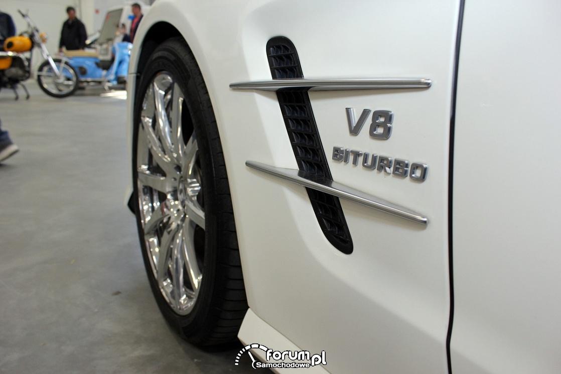 V8 BiTurbo