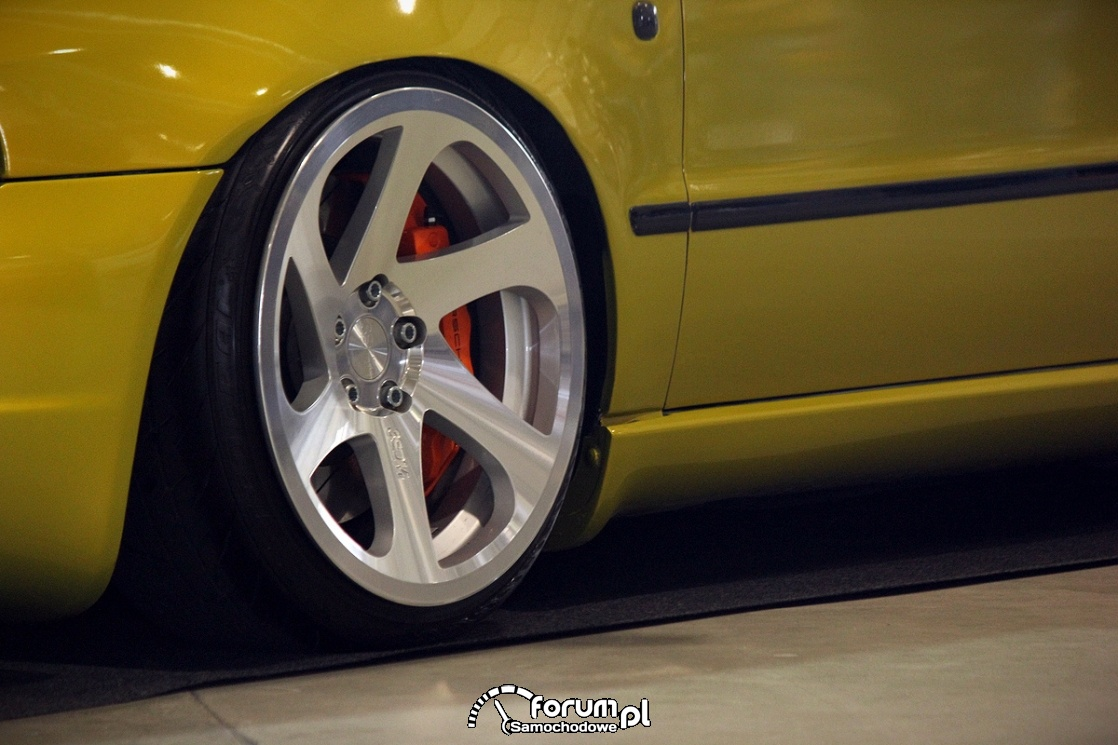 Audi A4 B5, alufelgi