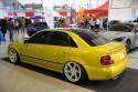 Audi A4 B5, bok