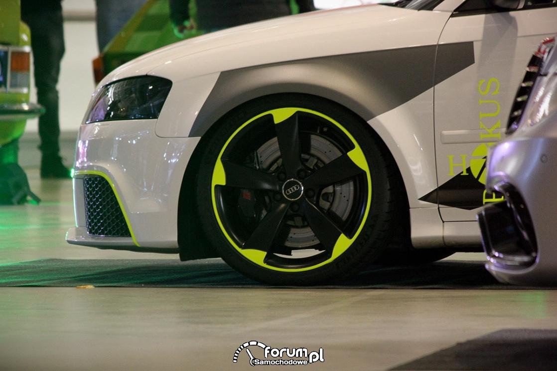Audi RS3 8P, alufelgi