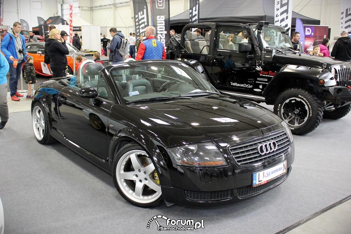 Audi TT 8N Cabrio