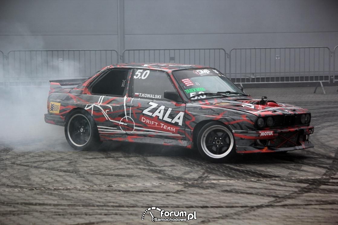 BMW E30, Drift