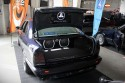 BMW E34, zabudowa bagażnika w audio